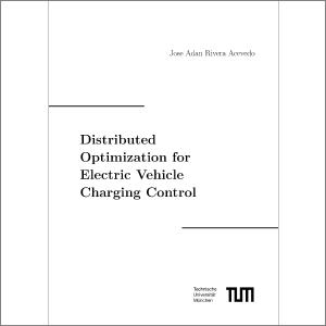 Distributed Optimization for Electric Vehicle Charging Control