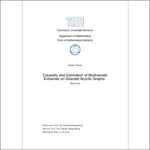 Causality and Estimation of Multivariate Extremes on Directed