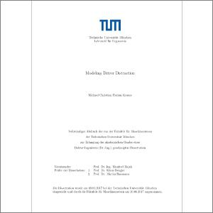 Dissertation tum chemie pdf integrated advertising promotion and marketing communications